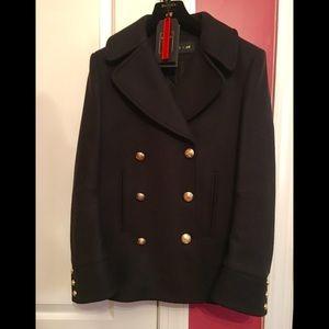 Balmain Pea coat
